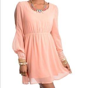 Dresses & Skirts - ‼️Last one‼️ Pink dress